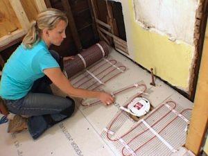 Vloerverwarming zelf aanleggen - Vloer&Verwarming.be